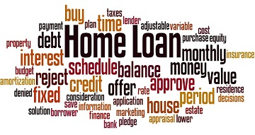 home-loan-concept