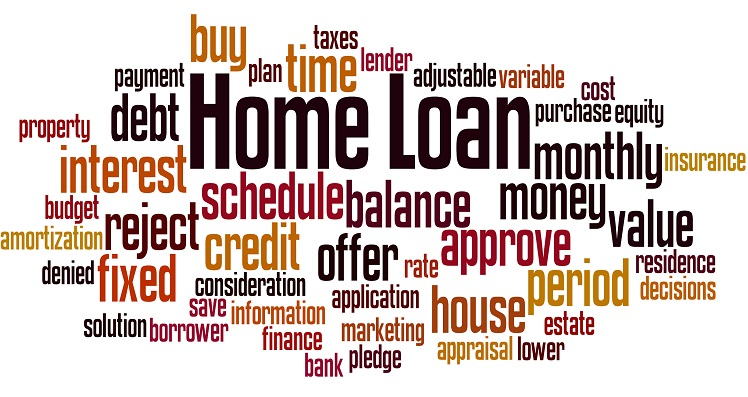 What is a home loan and what are various options available ...