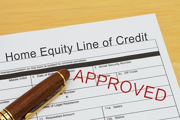 How does line of credit (LOC) work